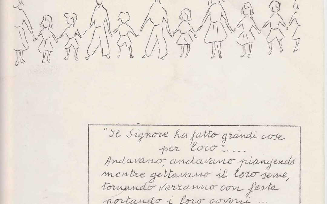 Insieme n.4 – Bollettino Fede e Luce