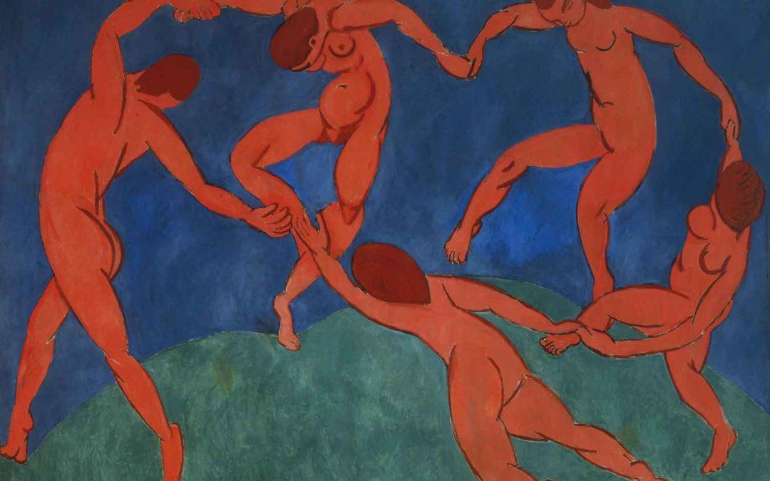 Lezione di danza… insieme