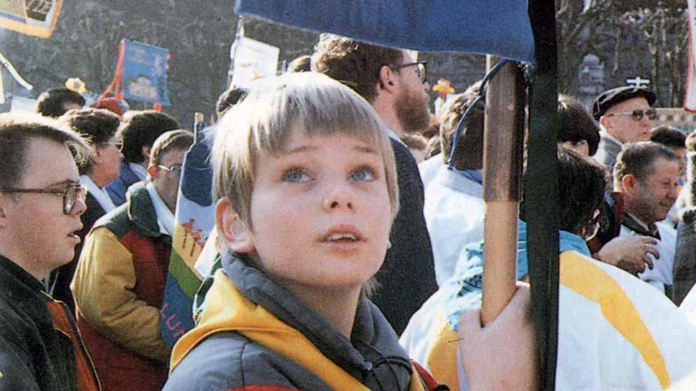 Speciale Pellegrinaggio a Lourdes 1991