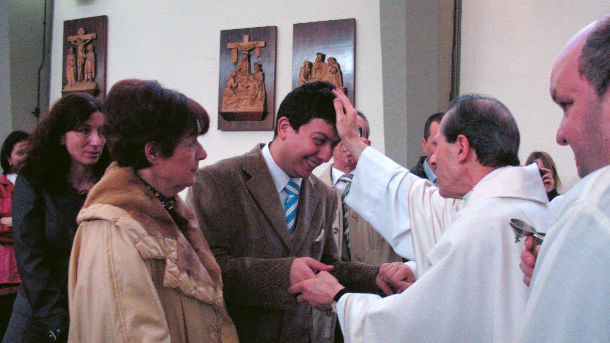 Abbiamo tutti bisogno dei sacramenti