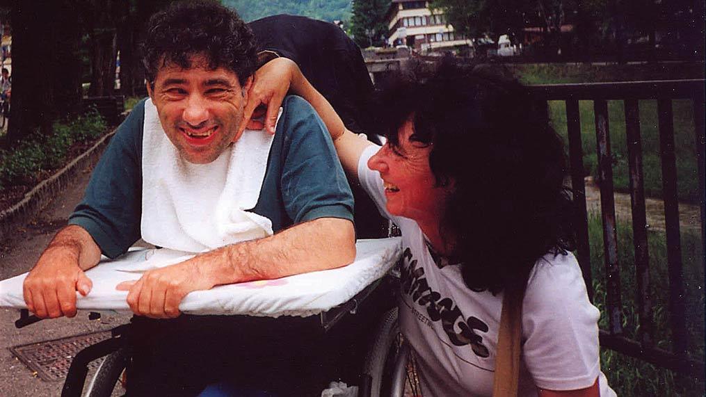 Giorgio e Luciana Spigolon