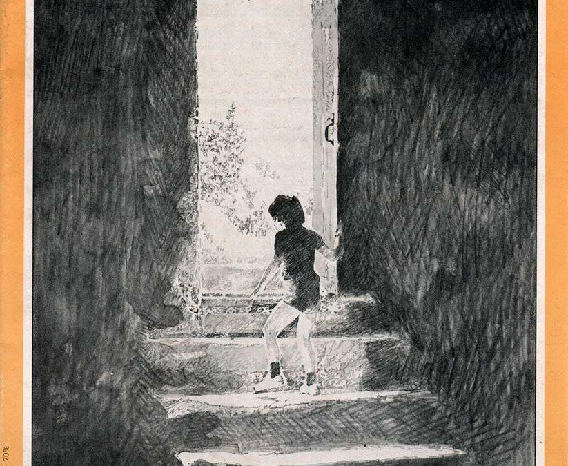 Numero 16 – Teniamo aperta la porta