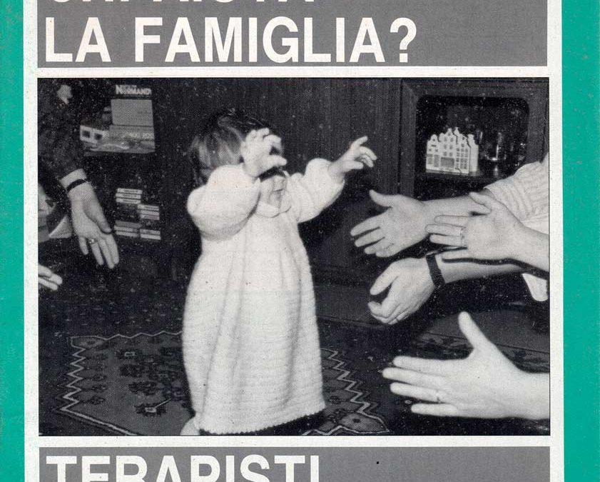Numero 38 – Chi aiuta la famiglia? Terapisti, amici, educatori