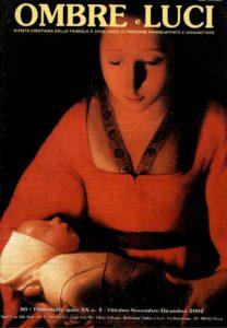 Copertina Ombre e Luci n.80 - 2002