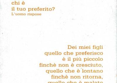 Ombre e Luci, n. 3 - Quarta di copertina