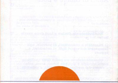Ombre e Luci, n. 10 - Quarta di copertina