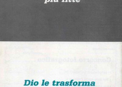Ombre e Luci, n. 15 - Quarta di copertina