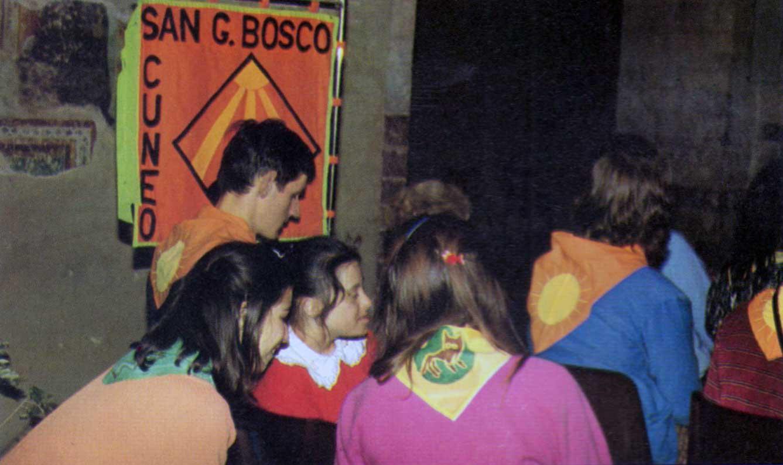 001 - Le foto del pellegrinaggio di Assisi 1986 - 001 - Ombre e Luci n.14, 1986