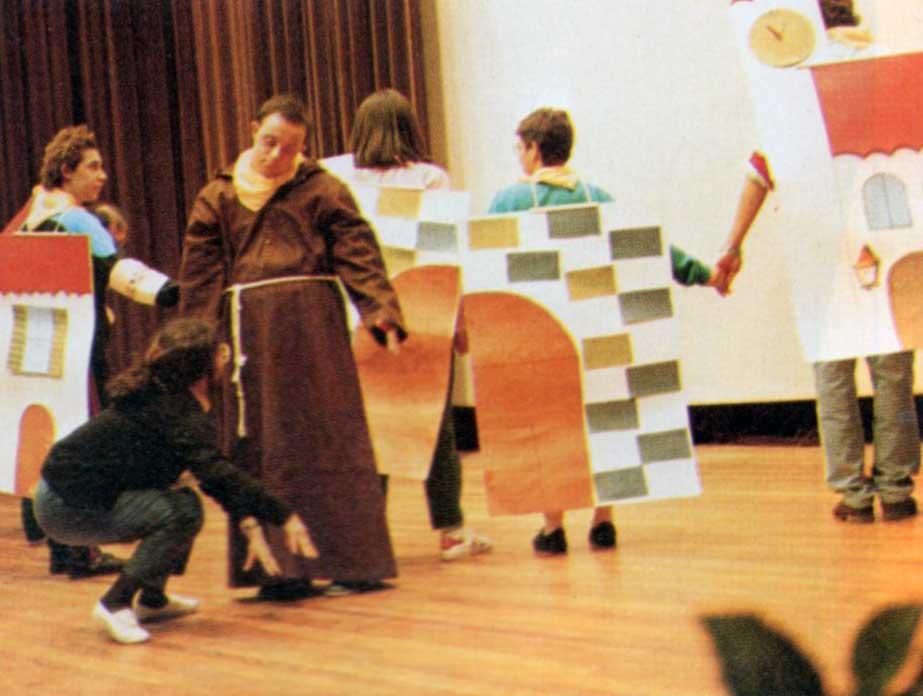 006 - Le foto del pellegrinaggio di Assisi 1986 - Ombre e Luci n.14, 1986