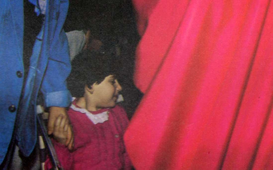 011 - Le foto del pellegrinaggio di Assisi 1986 - Ombre e Luci n.14, 1986