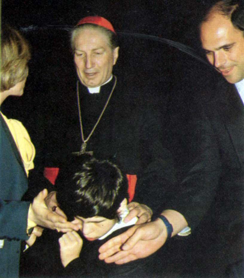 012 - Le foto del pellegrinaggio di Assisi 1986 - Ombre e Luci n.14, 1986