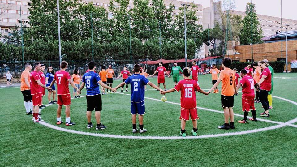 Il calcio sociale come palestra di vita