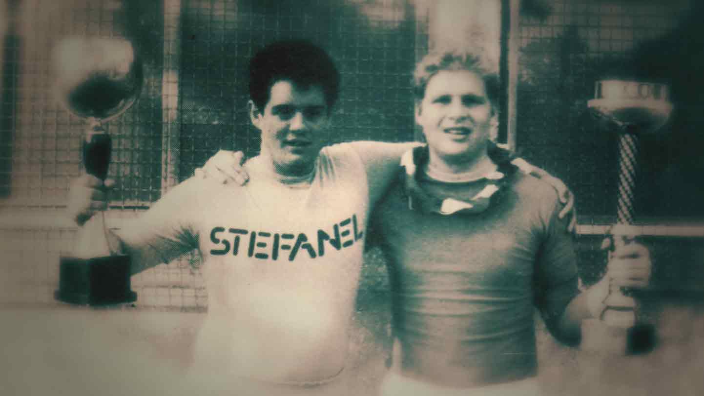 Torneo FL a Roma - Ombre e Luci, n.26 - 1989