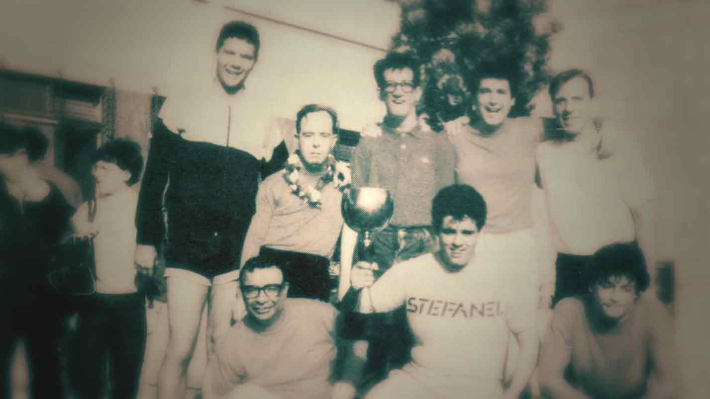 """La squadra di """"S. Teresa"""" - Torneo FL a Roma - Ombre e Luci, n.26 - 1989"""