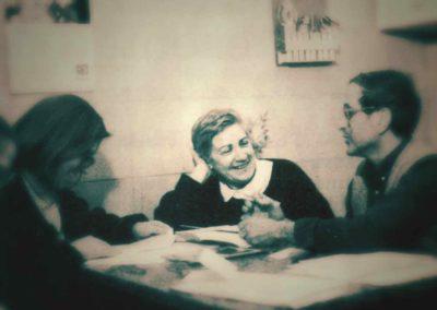Nicole Mariangela e Sergio - Ombre e Luci n.29, 1990