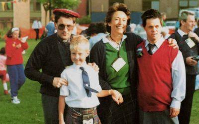 Incontro internazionale: Edimburgo 1-9 agosto 1990