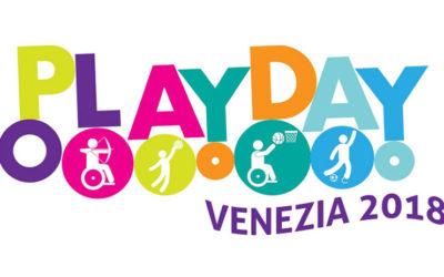 Play Day 2018 a Venezia: accorciare le distanze della disabilità con lo sport