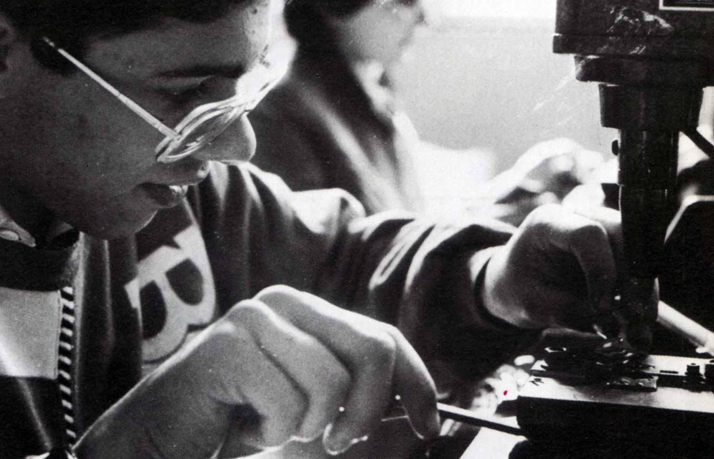 Disabilità: Crescere con il lavoro - Ombre e Luci n.17, 1987