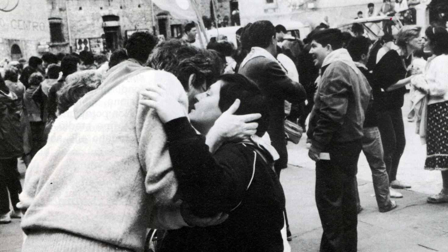 Li fece uomo e donna - Jean Vanier - Ombre e Luci n.17, 1987