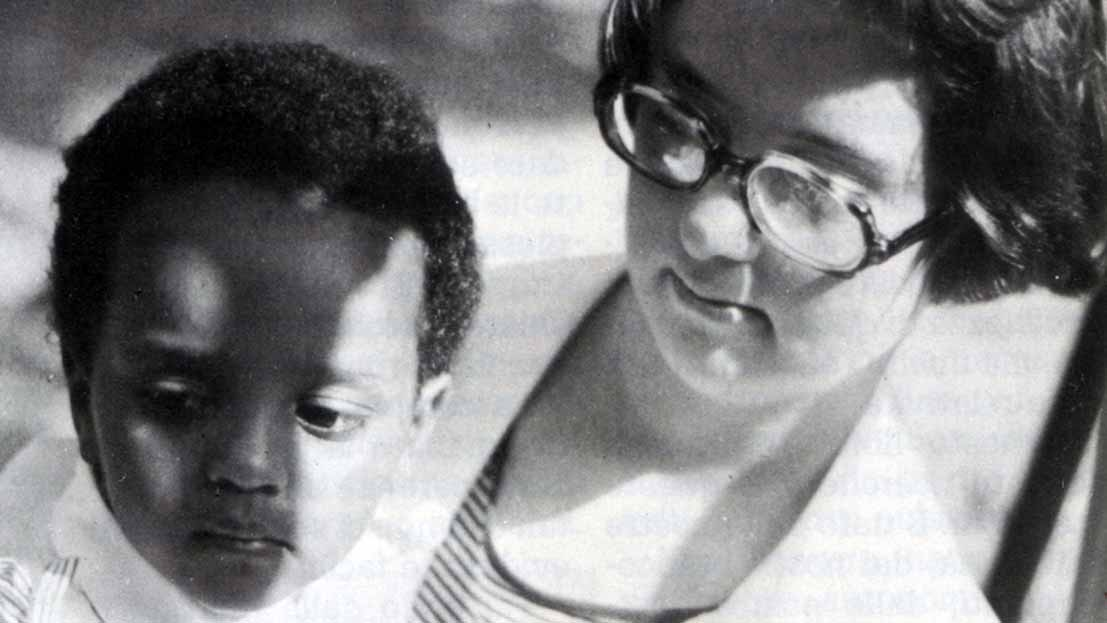 Teresa, una storia di lavoro integrato - Ombre e Luci n.17, 1987