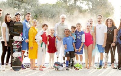 Giochi senza barriere: i supereroi conquistano lo Stadio dei Marmi a Roma