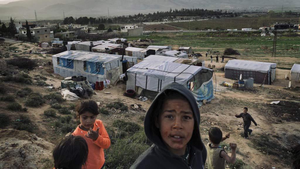 Libano - rifugiati