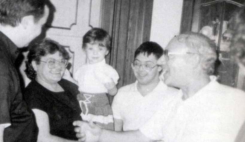 La famiglia di Giacomo - Ombre e Luci n.38, 1992