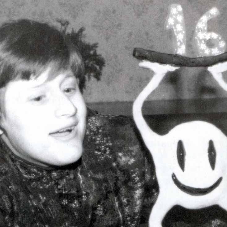 Roberta il giorno del suo 16° compleanno - Ombre e Luci n.38, 1992