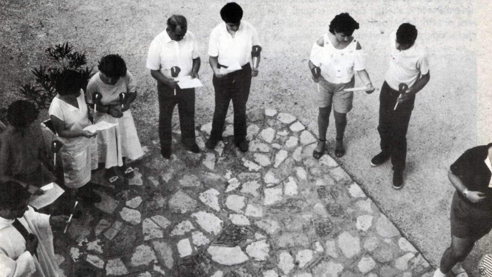Come rendere viva la messa facendo unità - Ombre e Luci n.38, 1992