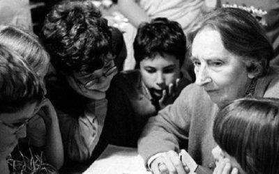 Sofia Cavalletti, strumento tra i bambini e Dio