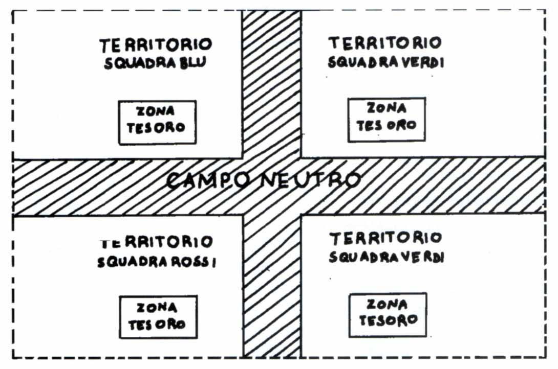 Il gioco Guerra e Pace - Andiamo a giocare - Ombre e Luci n. 46 Speciale giochi - 1994