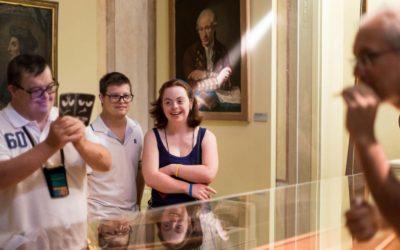 #Vadoalmuseo, l'iniziativa per aumentare l'autonomia dei giovani con disabilità intellettiva