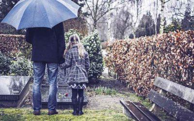 L'esperienza del lutto fino ai nove anni: come fare e come essere