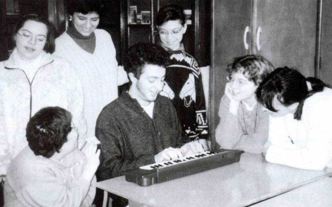A scuola con tre insegnanti