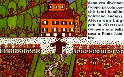 I nostri grandi amici: Luigi Monza – Una storia illustrata