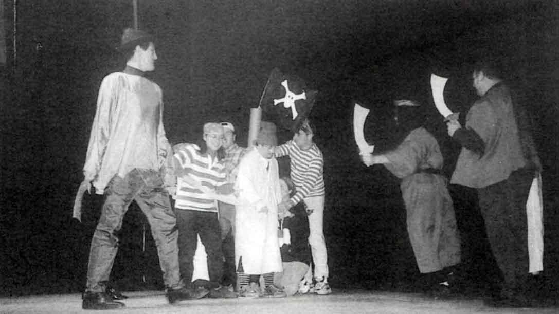Teatro in un gruppo Fede e Luce