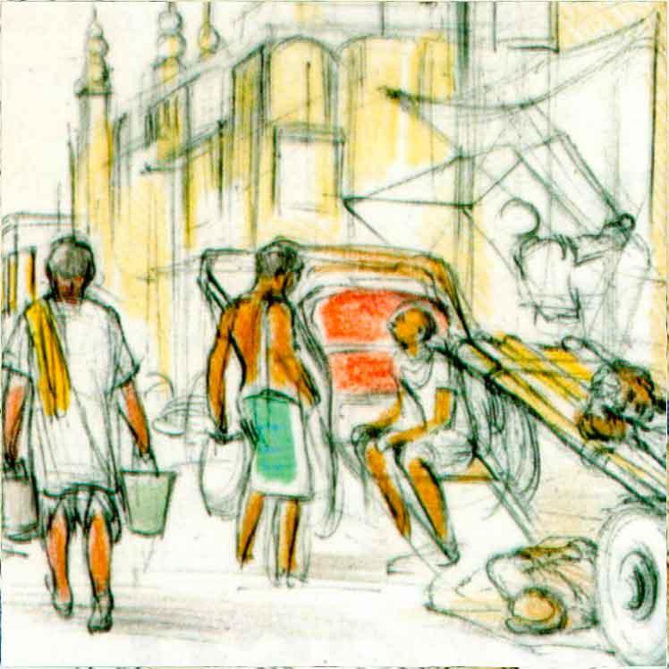 Madre Teresa di Calcutta - Storia illustrata - Ombre e Luci n. 63 - 1998