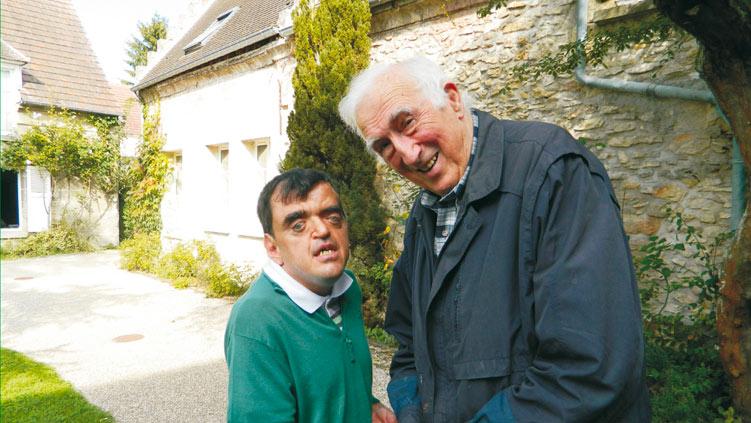 Jean Vanier Trosly