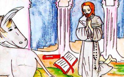 I nostri grandi amici: S. Giuseppe da Copertino, il frate volante