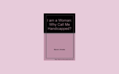 Io sono una donna. Perché mi chiami handicappata?
