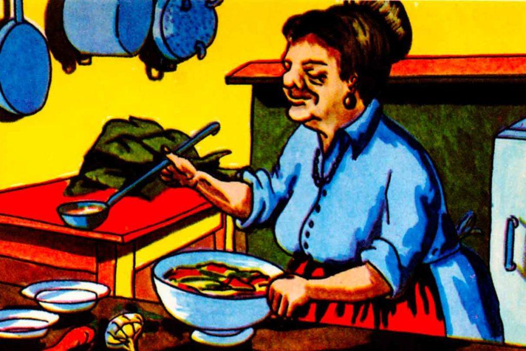 """Non insegneremo le """"matriciane"""" alle mamme romane - Ombre e Luci n. 66, 1999"""