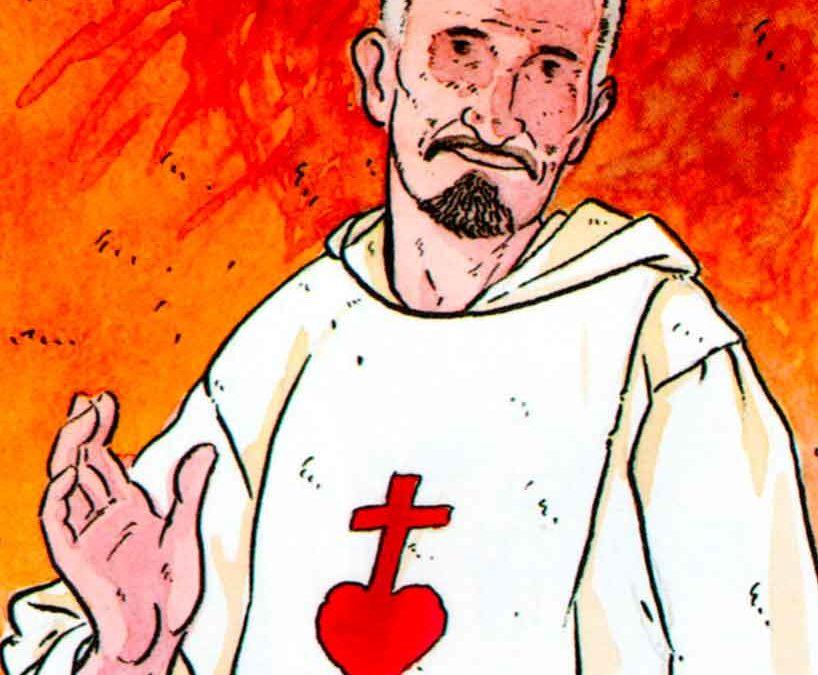 I nostri grandi amici: Charles del Focauld – Un amico di Gesù nel deserto