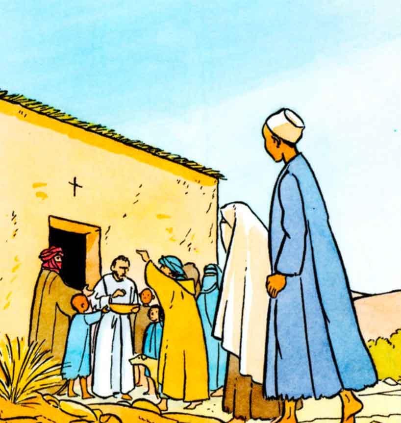 8 Carlo de Foucauld - Ombre e Luci n. 66, 1999