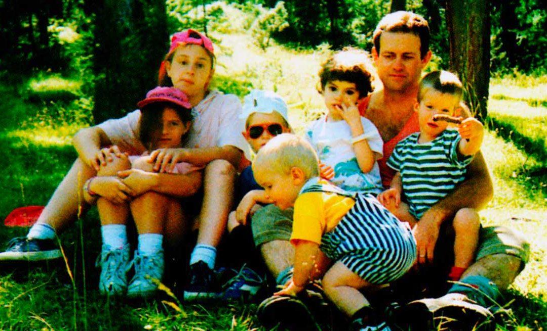 Proprio una normalissima famiglia