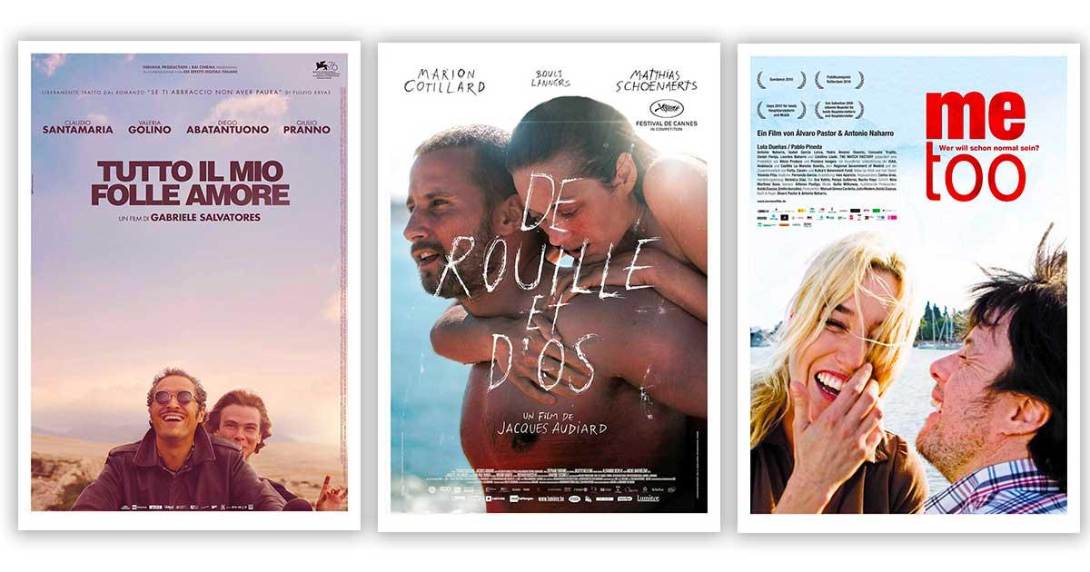 Cinema e disabilità: i 3 film di Boris Sollazzo