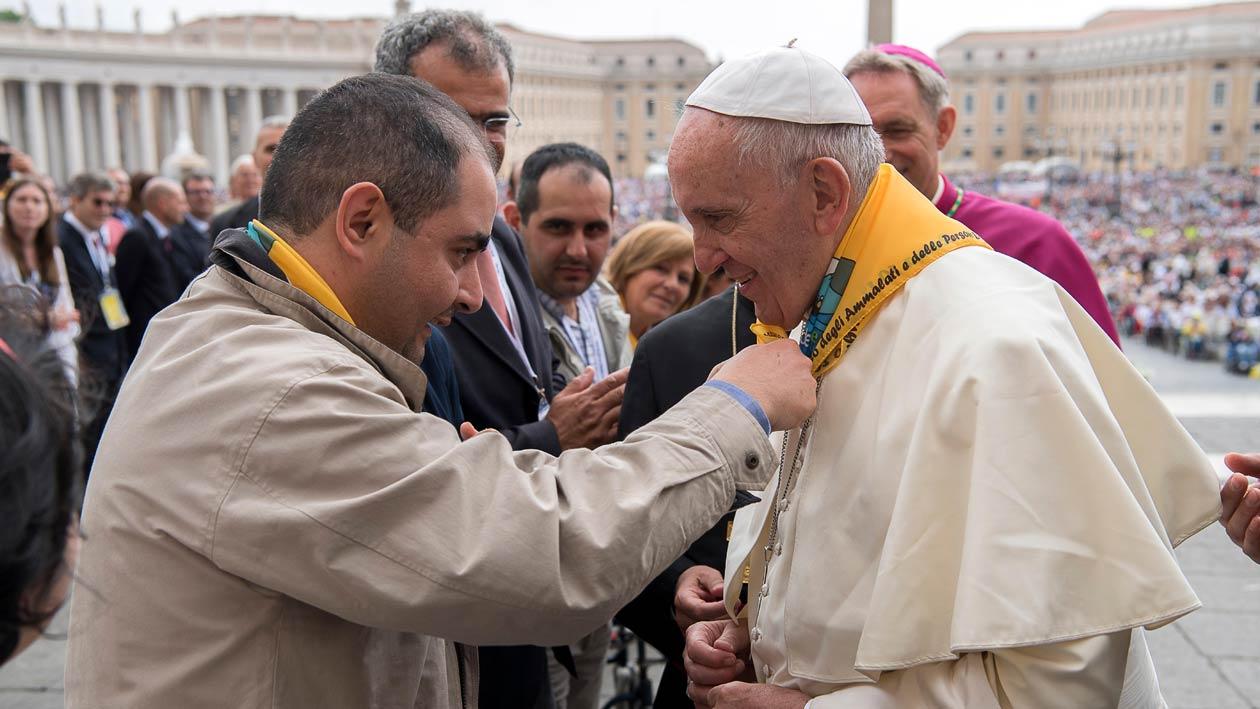 Messaggio di Papa Francesco in occasione della Giornata mondiale delle persone con disabilità