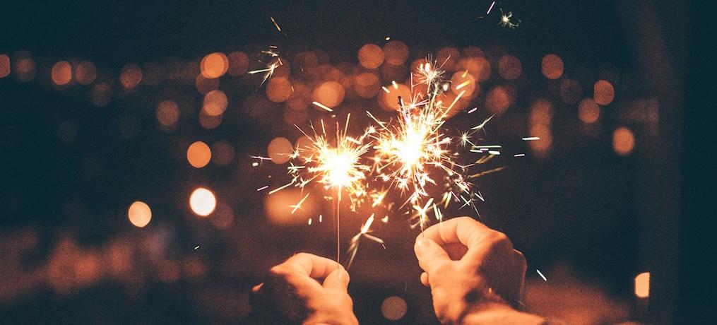 Buon anno da Ombre e Luci!
