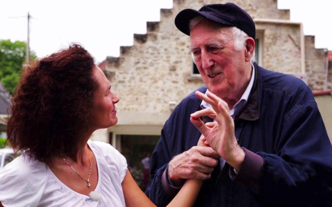 Jean Vanier. Le sacrament de la tendresse