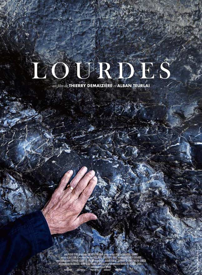 Lourdes - Locandina