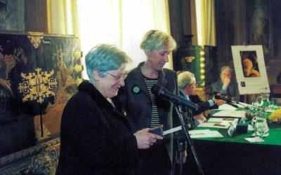 Premio Donna 2002 a Mariangela